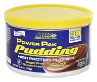 MHP - Power Pak Pudding Chocolate Flavor - 8.8 oz., from category: Sports Nutrition