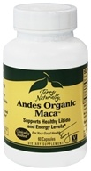 EuroPharma - Terry Naturally Andes Organic Maca - 60 Capsules, from category: Herbs