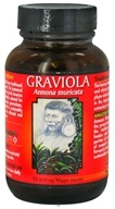 Image of Amazon Therapeutic Laboratories - Graviola - 50 Vegetarian Capsules