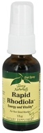 EuroPharma - Terry Naturally Rapid Rhodiola Oral Spray - 1 oz.