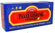Imperial Elixir - Chinese Red Panax Ginseng Extractum - 30 Bottle(s) (715783362558)