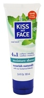 Image of Kiss My Face - Moisture Shave Cool Mint - 3.4 oz.