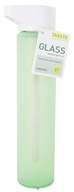 Image of Takeya USA - Modern Glass Water Bottle Ice Green - 18 oz.