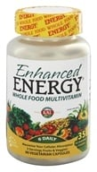 Kal - Enhanced Energy Whole Food Multivitamin - 90 Vegetarian Capsules (021245459286)