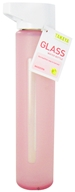 Image of Takeya USA - Modern Glass Water Bottle Ice Pink - 18 oz.