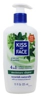 Kiss My Face - Moisture Shave Green Tea & Bamboo - 11 oz. (028367839231)
