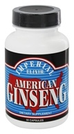 Imperial Elixir - American Ginseng 1000 mg. - 50 Capsules, from category: Herbs