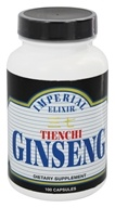 Imperial Elixir - Tienchi Ginseng - 100 Capsules