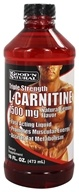 Good 'N Natural - Triple Strength L-Carnitine Natural Lemon Flavor 1500 mg. - 16 oz.