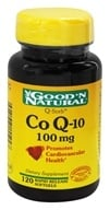 Image of Good 'N Natural - Q-Sorb Co Q-10 100 mg. - 120 Softgels