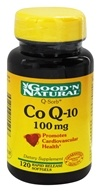 Good 'N Natural - Q-Sorb Co Q-10 100 mg. - 120 Softgels