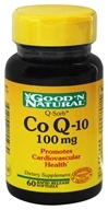 Good 'N Natural - Q-Sorb Co Q-10 100 mg. - 60 Softgels, from category: Nutritional Supplements