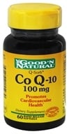 Good 'N Natural - Q-Sorb Co Q-10 100 mg. - 60 Softgels by Good 'N Natural