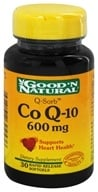 Good 'N Natural - Q-Sorb Co Q-10 600 mg. - 30 Softgels (698138304536)