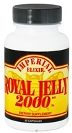Imperial Elixir - Royal Jelly 2000 - 30 Capsules CLEARANCE PRICED, from category: Nutritional Supplements