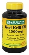 Image of Good 'N Natural - Krill Oil 1000 mg. - 60 Softgels