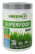 Greens Plus - Organic Superfood Powder Raw - 8.46 oz.