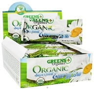 Greens Plus - Organic Superfood Energy Bar - 1.6 oz., from category: Nutritional Bars