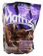 Syntrax - Matrix 5.0 Sustained-Release Protein Blend Perfect Chocolate - 5.32 lbs. - $38.52