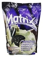 Syntrax - Matrix 5.0 Sustained-Release Protein Blend Cookies & Cream - 5.4 lbs. - $38.52