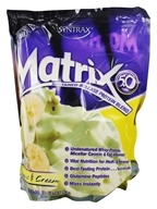 Syntrax - Matrix 5.0 Sustained-Release Protein Blend Bananas & Cream - 5 lbs. - $38.52