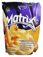 Syntrax - Matrix 5.0 Sustained-Release Protein Blend Orange Cream - 5.07 lbs. - $38.52