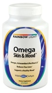 Rainbow Light - Omega Skin & Mood - 60 Softgels by Rainbow Light