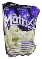 Syntrax - Matrix 5.0 Sustained-Release Protein Blend Simply Vanilla - 5 lbs. by Syntrax