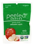 Organic Gently Dried Fruit Apple-2-The-Core - 2.8 oz. by Peeled Snacks