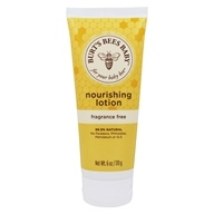 Image of Burt's Bees - Baby Bee Nourishing Lotion Fragrance-Free - 6 oz.