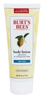 Burt's Bees - Body Lotion Richly Replenishing Cocoa & Cupuacu Butters - 6 oz.