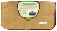 "The Healing Tree - Bamboo Charcoal Shoulder Wrap Fits All Size 19"" X 20"" by The Healing Tree"