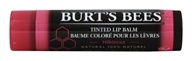 Burt's Bees - Tinted Lip Balm Hibiscus - 0.15 oz., from category: Personal Care