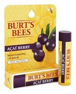 Burt's Bees - Lip Balm Rejuvenating With Acai Berry - 0.15 oz. ...