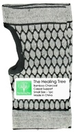 "The Healing Tree - Bamboo Charcoal Carpal Support Small Size 3.5"" x 9 1/8"" x 3 1/2"""