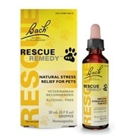 Rescue Remedy Pet Natural Stress Relief for Pets Dropper - 20 ml.