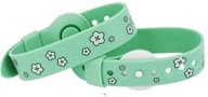 Image of Psi Bands - Nausea Relief Wrist Band Drug Free Cherry Blossom - 2 Band(s)