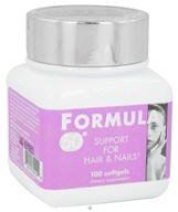 Image of Naturally Vitamins - Formula 50 - 100 Softgels CLEARANCE PRICED