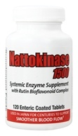 Naturally Vitamins - Nattokinase 1500 FU - 120 Tablets