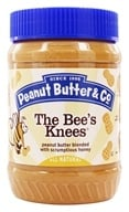 Peanut Butter & Co. - The Bees's Knees Peanut Butter Blended with Scrumptious Honey - 16 oz. - $4.99