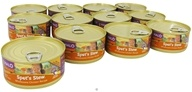 Image of Halo Purely for Pets - Spot's Stew For Cats 5.5 oz. Wholesome Chicken Recipe - 12 Can(s)
