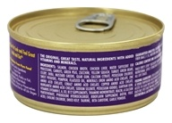 Halo Purely for Pets - Spot's Stew For Cats 5.5 oz. Succulent Salmon Recipe - 12 Can(s)