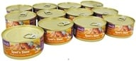 Halo Purely for Pets - Spot's Stew For Dogs 5.5 oz. Wholesome Chicken Recipe - 12 Can(s)