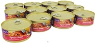 Image of Halo Purely for Pets - Spot's Stew For Dogs 5.5 oz. Succulent Salmon Recipe - 12 Can(s) CLEARANCE PRICED