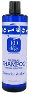 EO Products - Natural Dog Shampoo Lavender & Aloe - 16 oz.