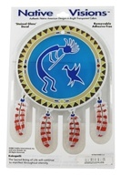 Native Visions - Window Transparencies Kokopelli - CLEARANCE PRICED, from category: Health Aids