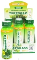 Agro Labs - Wheatgrass Boost Shot - 3 oz., from category: Sports Nutrition