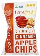 Bare Fruit - 100% Organic Bake-Dried Cinnamon Apple Chips - 2.6 oz. - $2.48