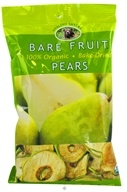 Image of Bare Fruit - 100% Organic Bake-Dried Pears - 2.6 oz.