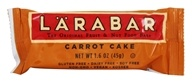 Larabar - Carrot Cake Bar - 1.6 oz., from category: Nutritional Bars
